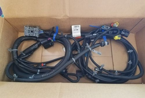 small resolution of chevy suburban tahoe 2007 14 gmc headlight wiring harness 25788468 oem brand new