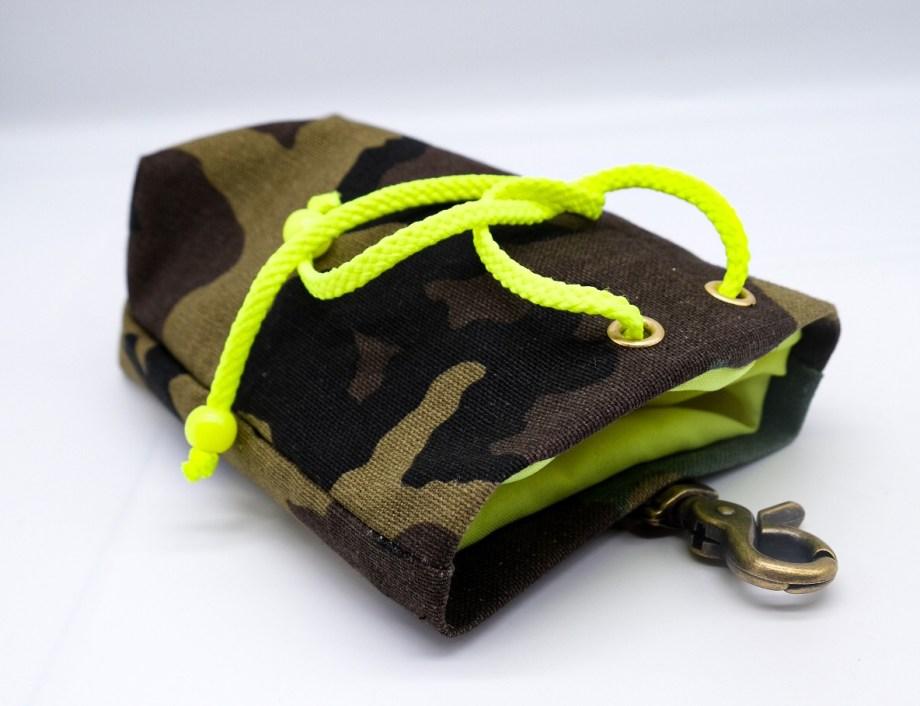 Leckerliebeutel Camouflage