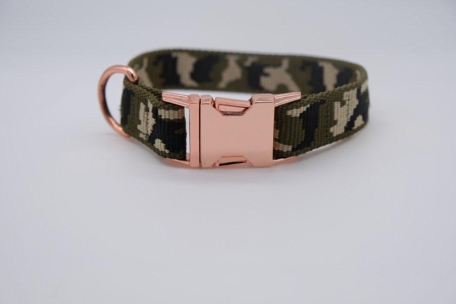 Halsband Camouflage
