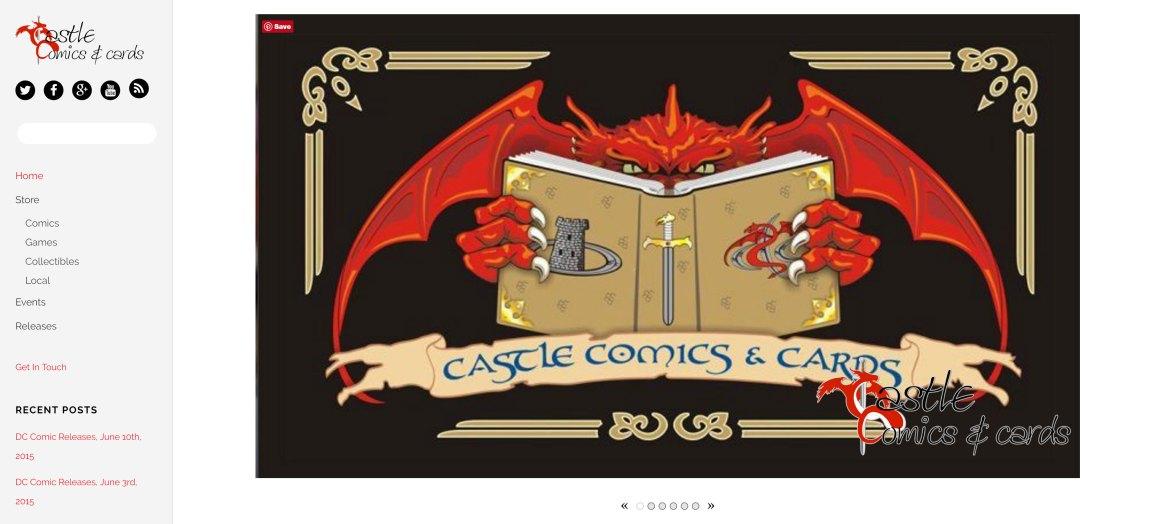 castlecomics