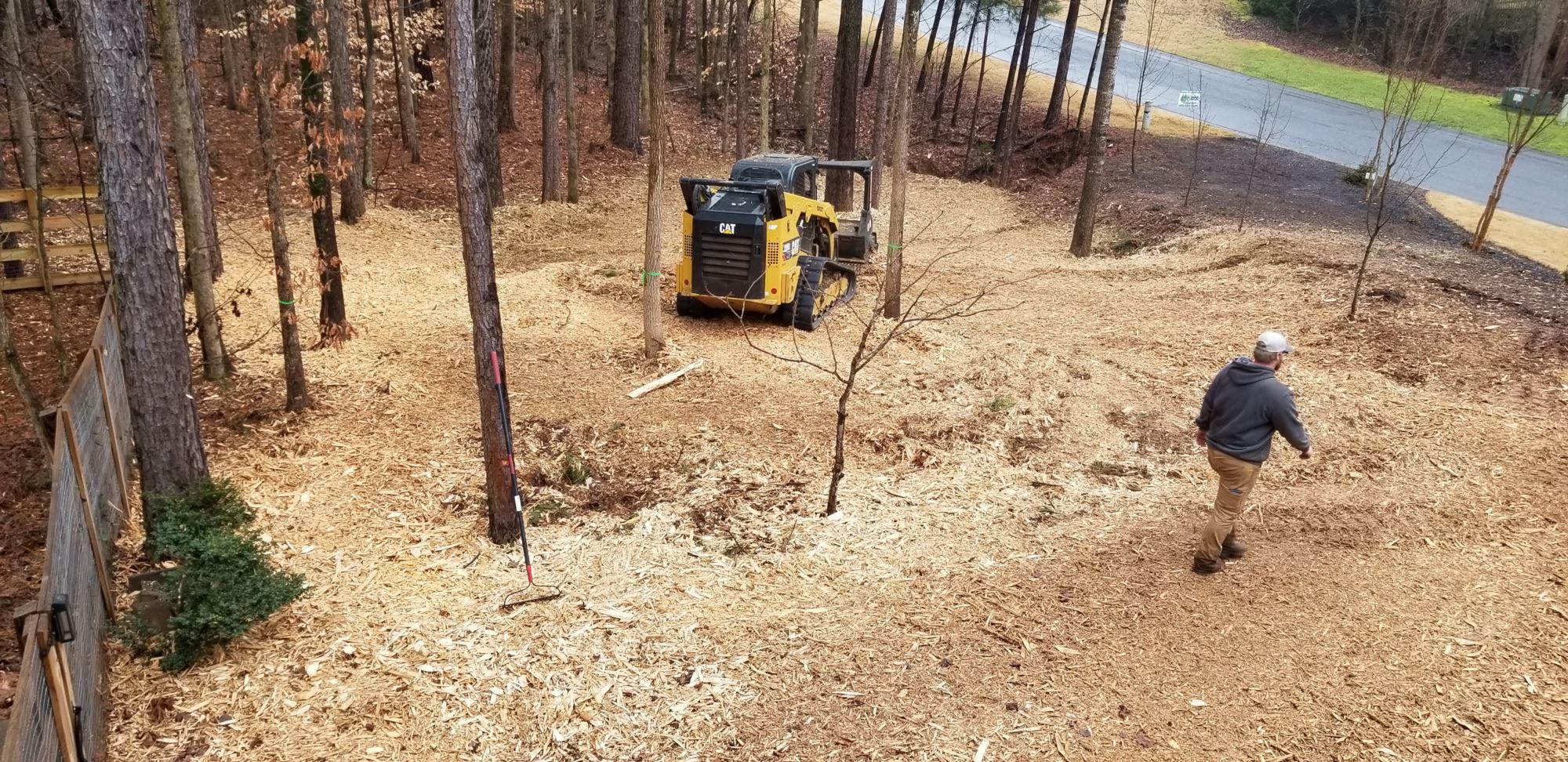 Land Clearing Canton GA