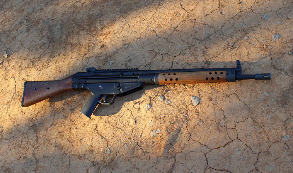 PTR 91 Wood Classic KR New Gun Review GunsAmerica Digest