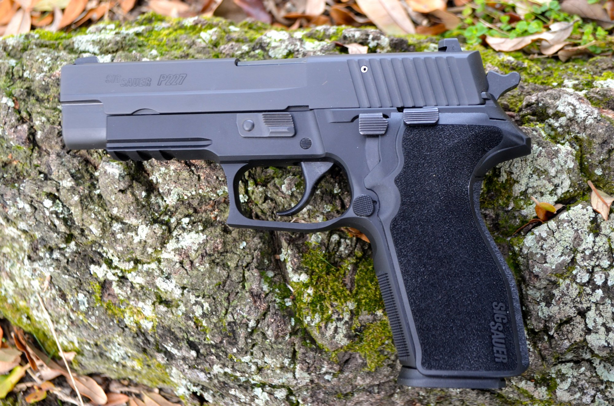hight resolution of the new sig sauer p227