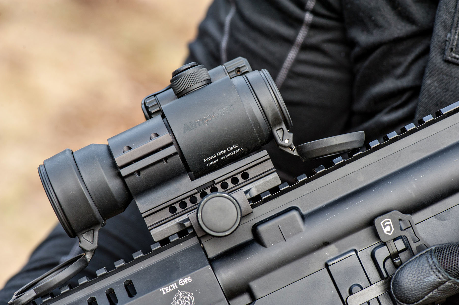 aimpoint pro advanced technology