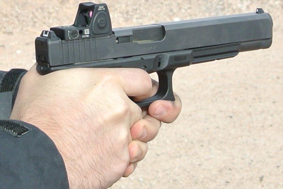 new glock 40 shot