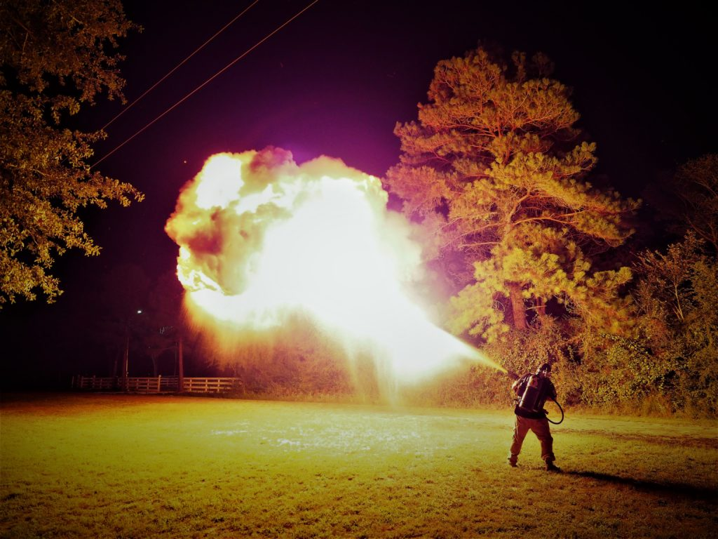 Hellfire Unleashed XL18 Flamethrower Full Review