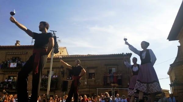 Fiesta de la Vendimia de Rioja Alavesa de El Villar | Foto: Álava Turismo