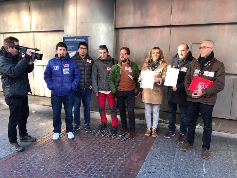 Registrada la convocatoria de huelga entre el 16 y el 25 de enero en los centros de Enseñanza de Iniciativa Social | Foto: ELA