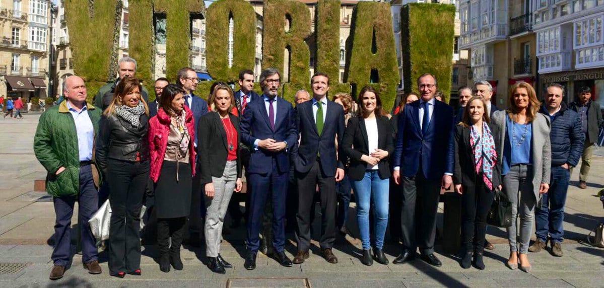 Foto de familia del PP   Foto: PP
