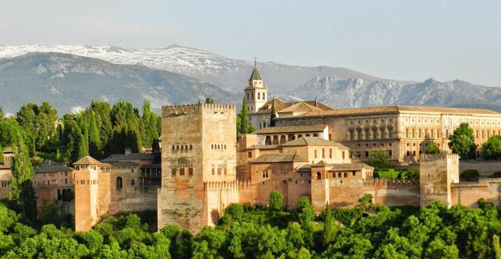 Resultado de imagen de vacaciones andalucia