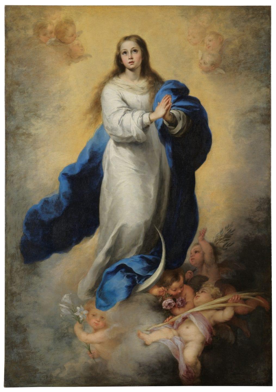 La Inmaculada del Escorial