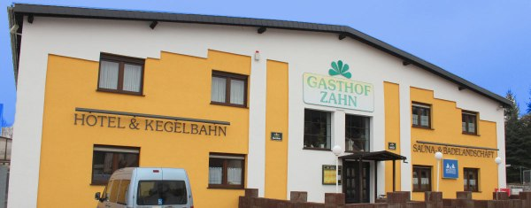 Landhotel Gasthof Zahn in Stedten