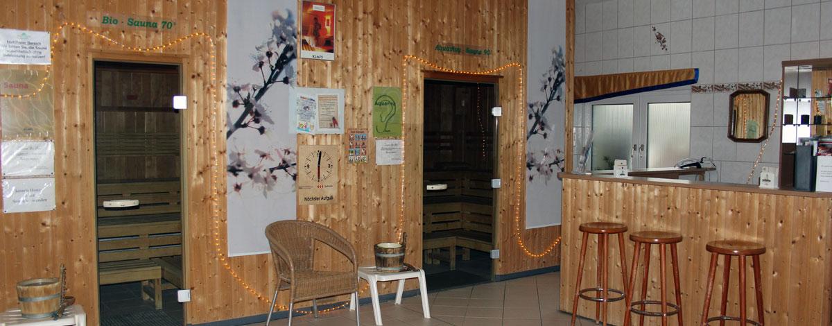Wellness im Gasthof Zahn in Stedten