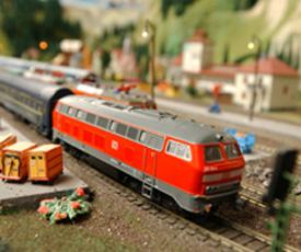 Modellbahnmuseum in Wiehe