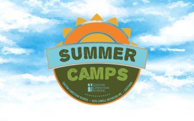 2021 Summer Camp Registration is OPEN!