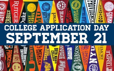 College Application Day 2021