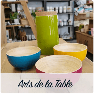 Categorie art table 2 - Accueil