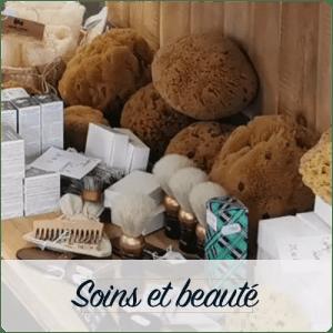 Categorie soins et beauté - Accueil