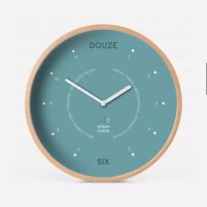 51848F93 B72D 44FF B0E7 EE9A7B38D4FD - Ocean Clock - Horloge  «Artic Blue»