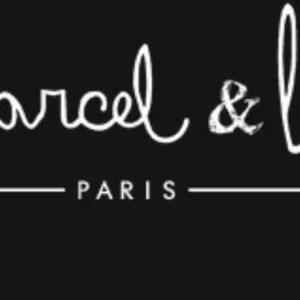 "C9B39CB6 F3B0 4BCC B690 570787099FD9 - Marcel et Lily - tasse émaillé ""just married"""