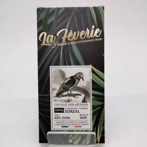 "IMG 20201107 152838 - Hasnaâ chocolat La Fèverie "" Zorzal 75%"""