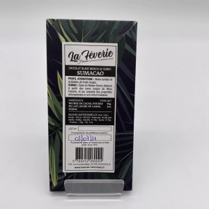 "IMG 2136 - Hasnaâ chocolat La Fèverie ""Sumacao"""