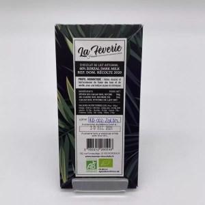 """IMG 2138 - Hasnaâ chocolat La Fèverie """"Zorzal Dark Milk 60%"""""""