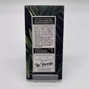 """IMG 2144 - Hasnaâ chocolat La Fèverie """"Chuao Dark Milk 60%"""""""