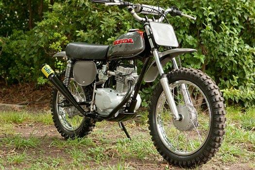 Gaston Motrocycles Werks - Customer Bike
