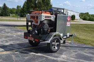 Generator 110 Pro Rear Passenger Shot