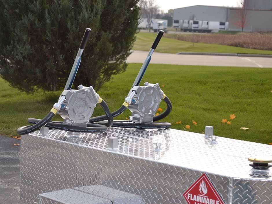 Contractor Fuel Equipment