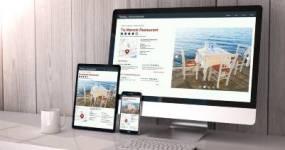 Onlineshop fuer Restaurant