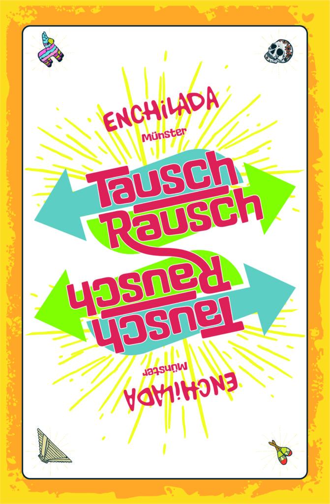 Enchilada-karten-Tauschrausch