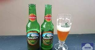 Cerveza Gredos en Hoyocasero Avila