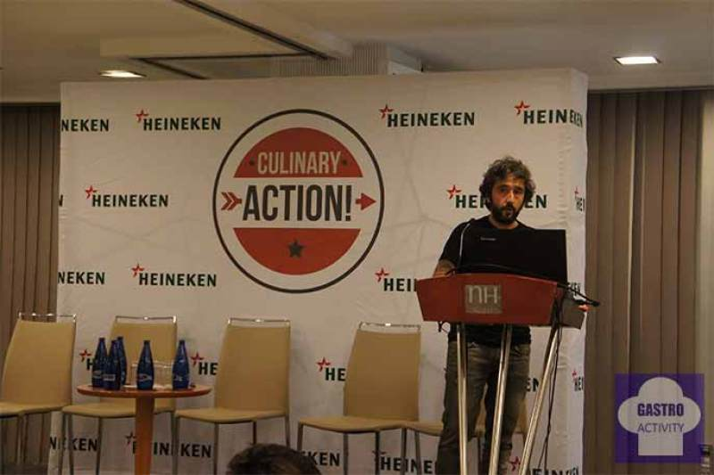 Diego Guerrero Culinary Actions for chefs