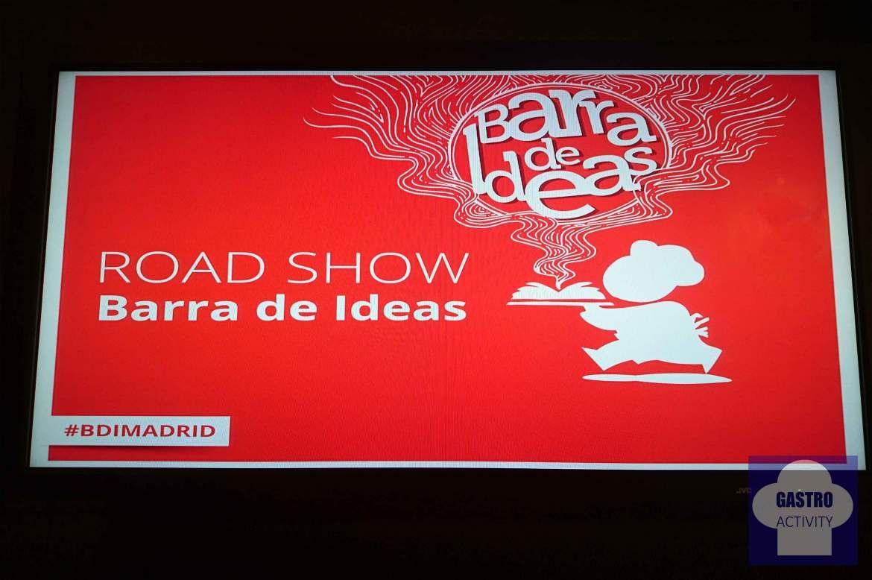 Barra de Ideas Road Show