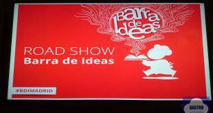 Barra de Ideas Road Show