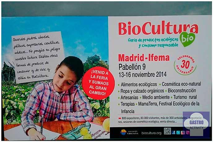 Biocultura feria de los productos ecol gicos y la vida - Luz de vida productos ecologicos ...