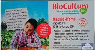 Biocultura feria de productos ecologicos