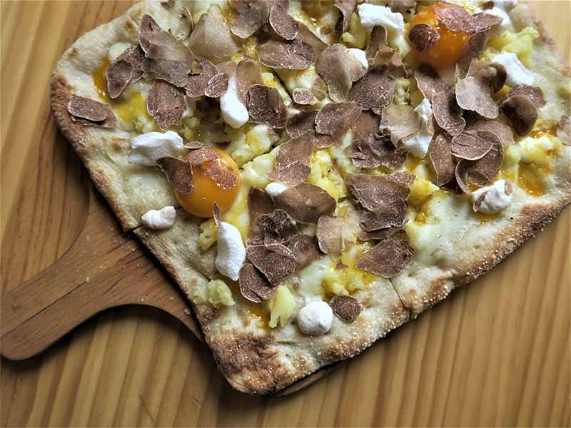 Kilometros de Pizza - Pizza Appennino