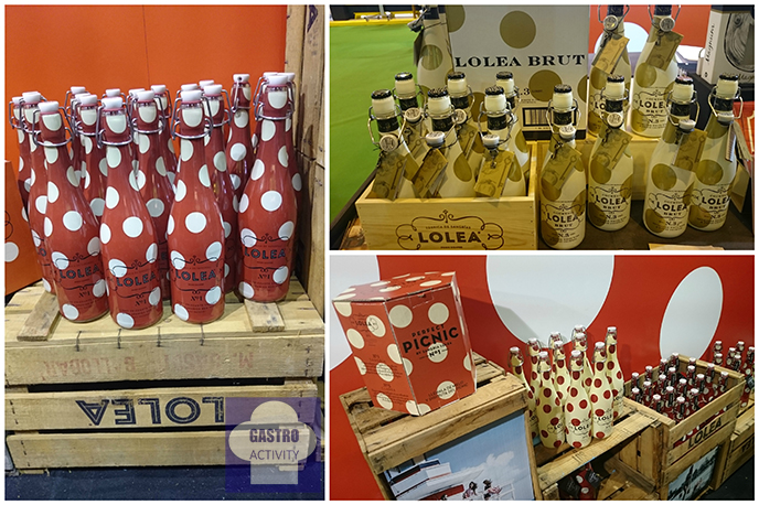 Sangria artesana Lolea en Salon de Gourmets Madrid