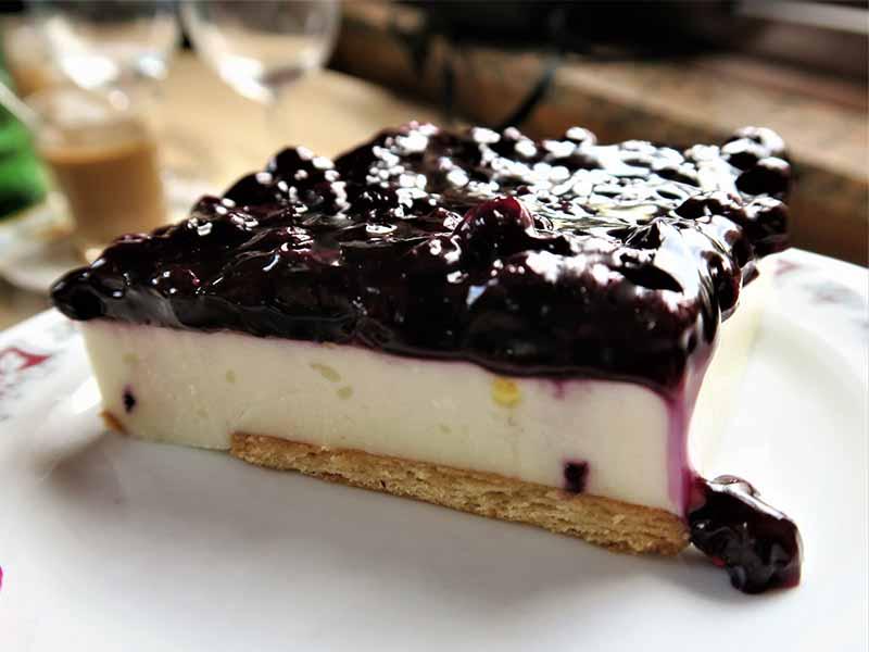 Casa Generosa Tarta de queso