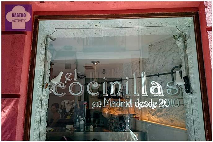 Ventanales del restaurante El Cocinillas