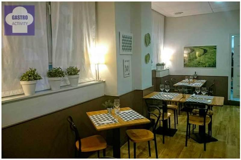 Comedor Restaurante Il Pastaio