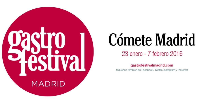 Gastrofestival 2016 Madrid