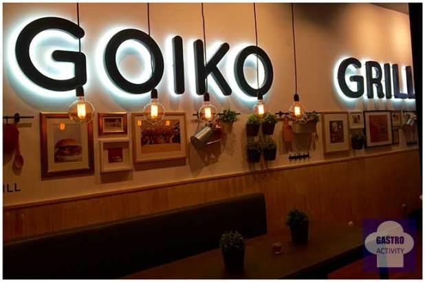 Nuevo restaurante Goiko Grill