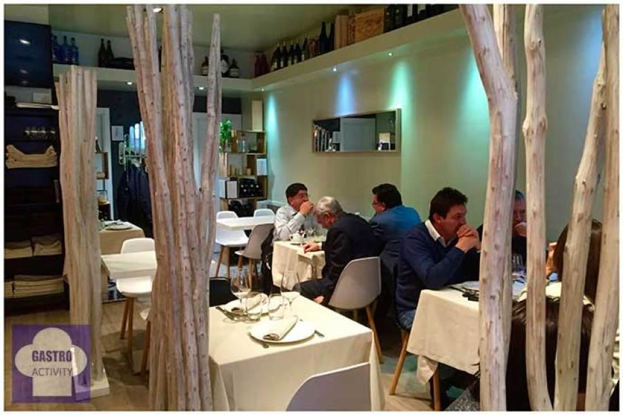 Comedor Restaurante Vinateros 28 Moratalaz Madrid
