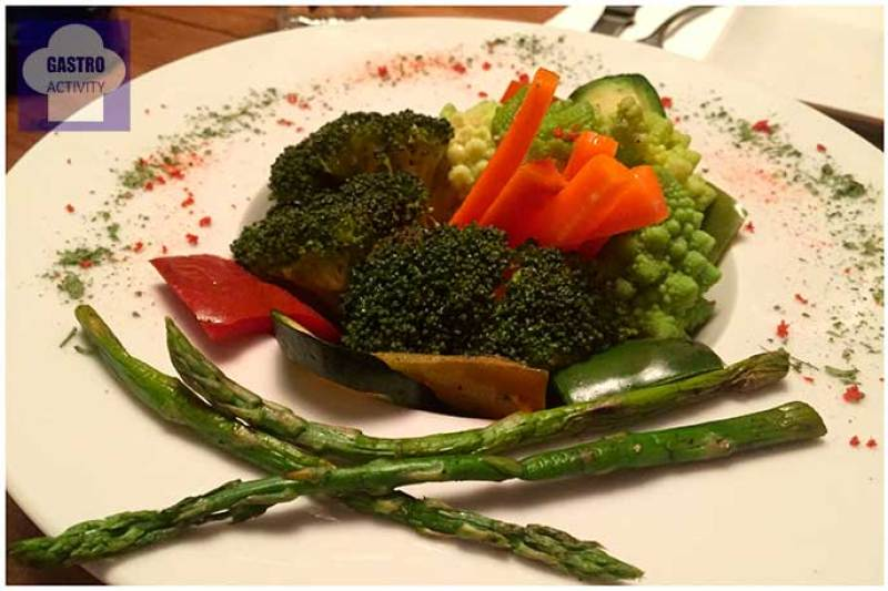 Cocotte de verduras al vapor Tapioca Chill & Cocina