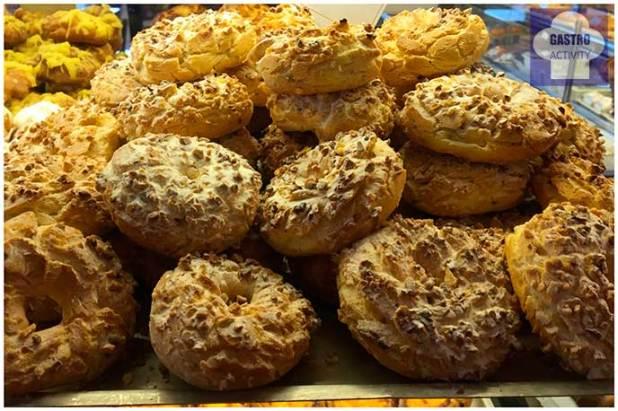 Rosquillas de San Isidro rosquillas francesas
