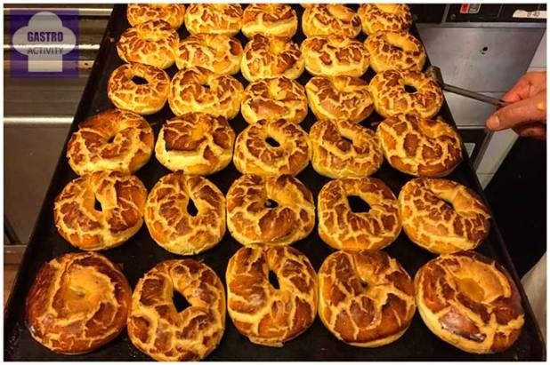 Rosquillas de San Isidro rosquillas tontas